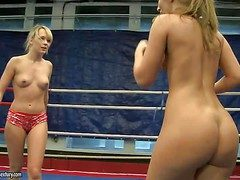 Young smoking hot babes Debbie Pallid and Blue Underwriter with