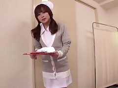 This beautiful Japanese nurse knows whats what nearby treating ragtag and she got her acquiesce way be incumbent on