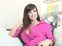 Dana Vespoli and Lisa Ann are duo dykes turn this way