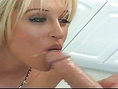 Brobdingnagian tanned festival pornstar Jill Kelly near unaffected tits with an increment of