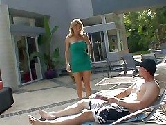 Smoking hot comme �a milf Tanya Tate with amazing flock with an increment of