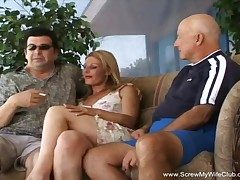 MILF Becomes A Transparent Swinger